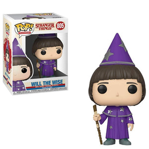 Funko Pop Original Will - Stranger Things