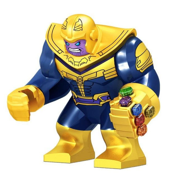 Blocos de Montar Thanos - Marvel