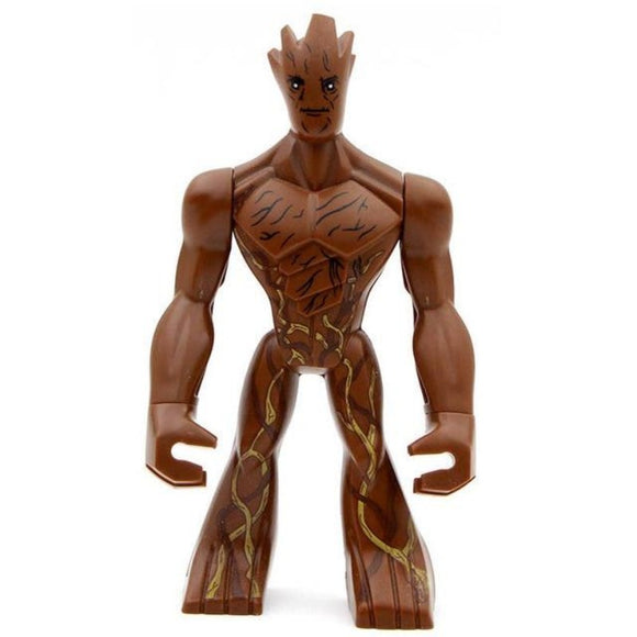 Blocos de Montar Groot - Marvel