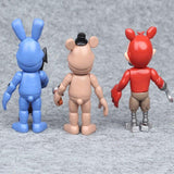 Kit 6 Figures - Five Nights at Freddy's