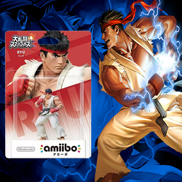 Amiibo Ryu - Street Fighter