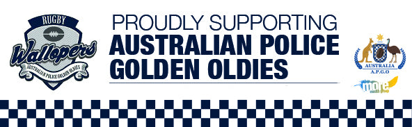 We Support the Australian Police Golden Oldies