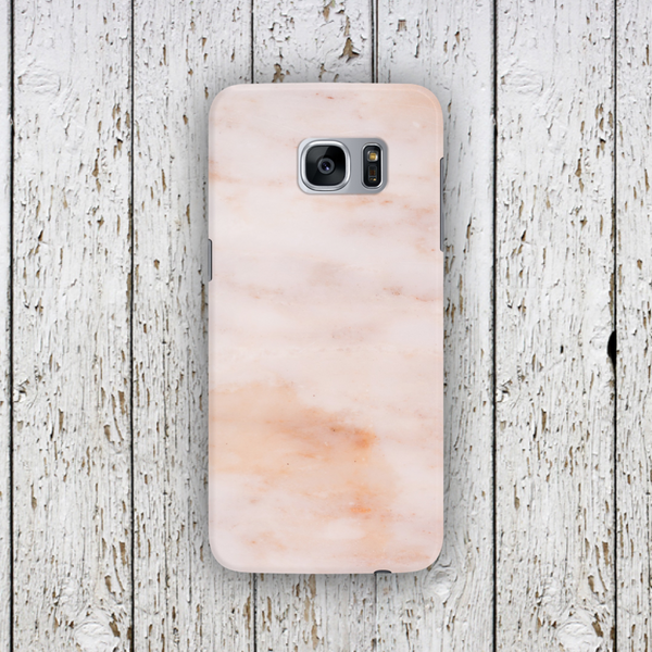 Faint Rose Gold Marble