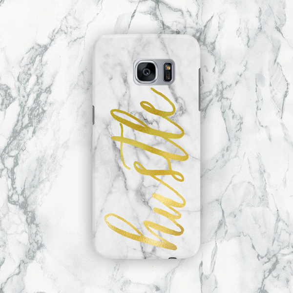 Hustle Gold Marble