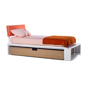 alex platform twin bed