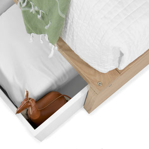 alex symmetric platform full bed