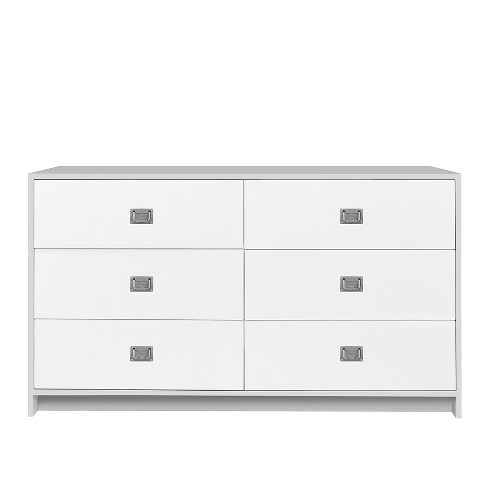campaign doublewide dresser