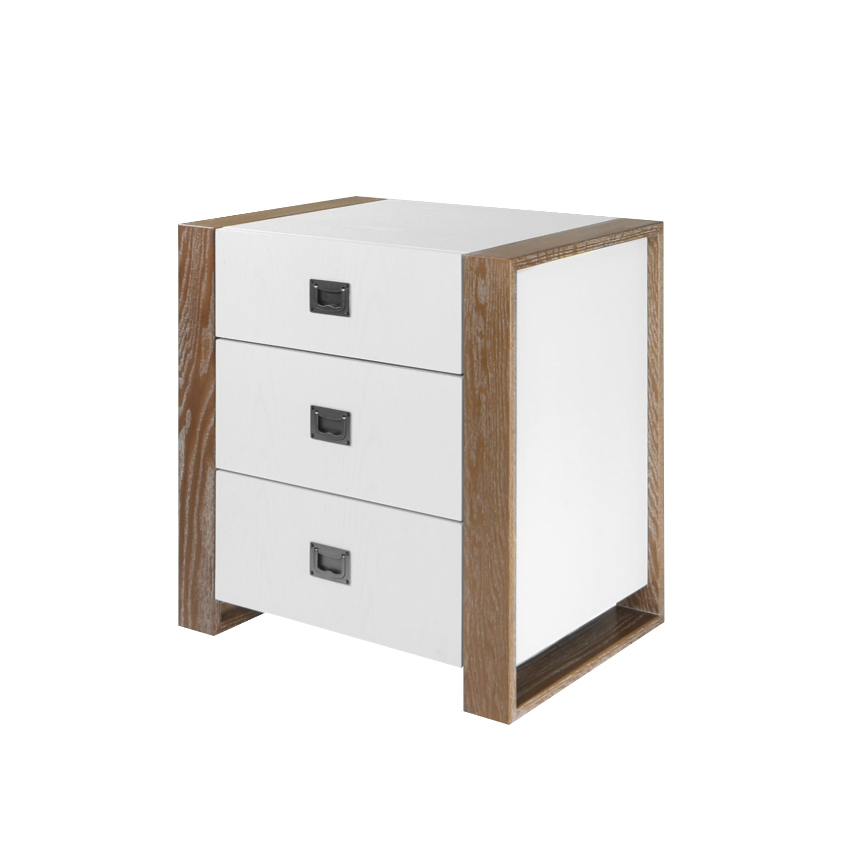 austin 3 drawer nightstand