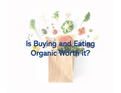 Is Buying and Eating Organic Worth it?