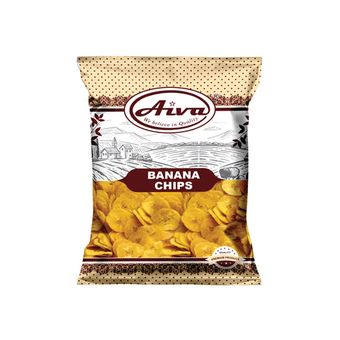 Banana Chips, Nuts & Seeds, Aiva Products, Aiva Products