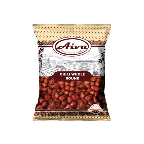 Chili Whole Round, Spices & Herbs, Aiva Products, Aiva Products