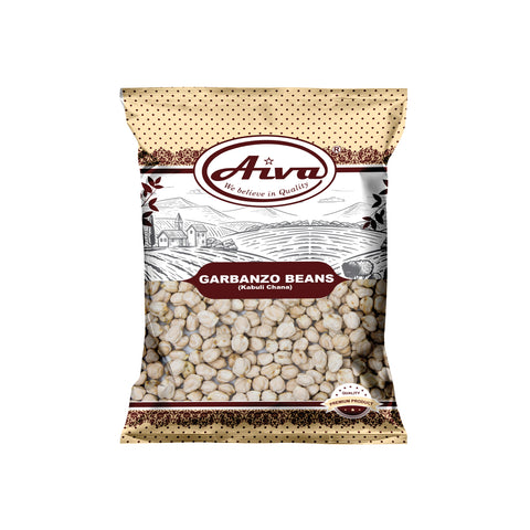 Garbanzo Beans (Kabuli Chana), Pulses & Beans, Aiva Products, Aiva Products