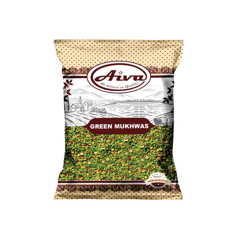 Green Mukhwas, Spices & Herbs, Aiva Products, Aiva Products