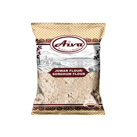 Juwar Flour (Sorghum Flour), Flours & Rice, Aiva Products, Aiva Products