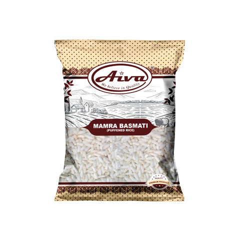 Mamra Basmati (Puffed Rice), Flours & Rice, Aiva Products, Aiva Products