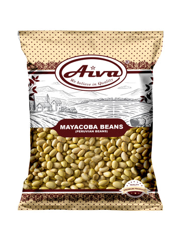 Mayacoba (Peruvian) Beans, Frijol Peruano, Pulses & Beans, Aiva Products, Aiva Products
