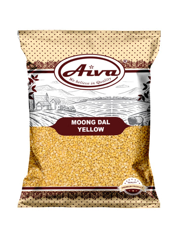 Moong Dal (Green Mung Bean Split), Pulses & Beans, Aiva Products, Aiva Products