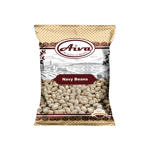 Navy Bean, Pulses & Beans, Aiva Products, Aiva Products