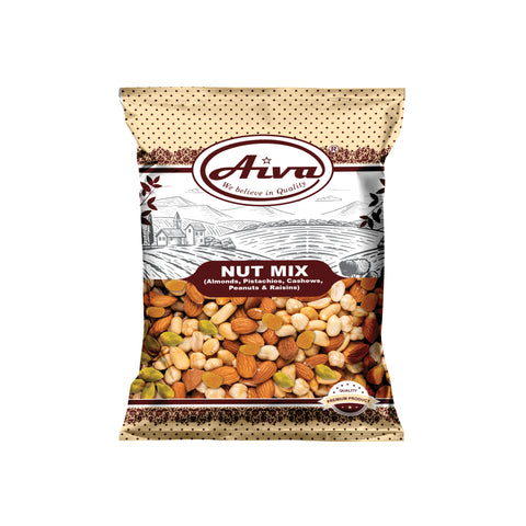 Nut Mix Raw (Prasad Mix), Nuts & Seeds, Aiva Products, Aiva Products