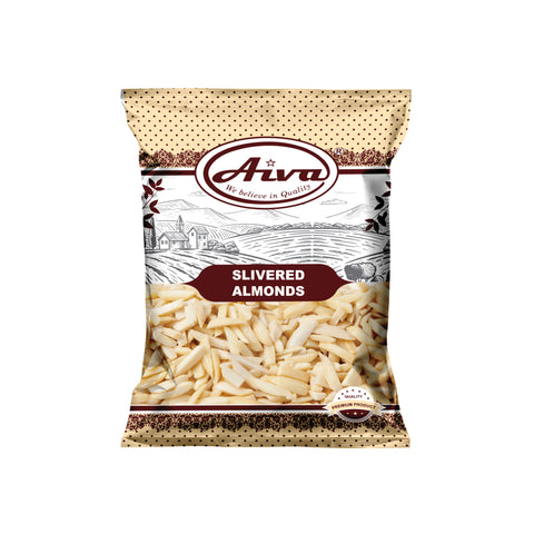 Almonds Slivered Blanched, Nuts & Seeds, Aiva Products, Aiva Products