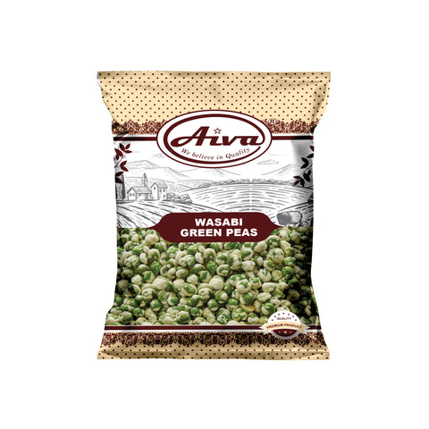 Wasabi Green Peas, Nuts & Seeds, Aiva Products, Aiva Products