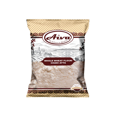 Aiva Whole Wheat Flour, Flours & Rice, Aiva Products, Aiva Products