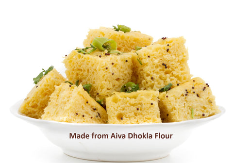 Dhokla Flour, Flours & Rice, Aiva Products, Aiva Products