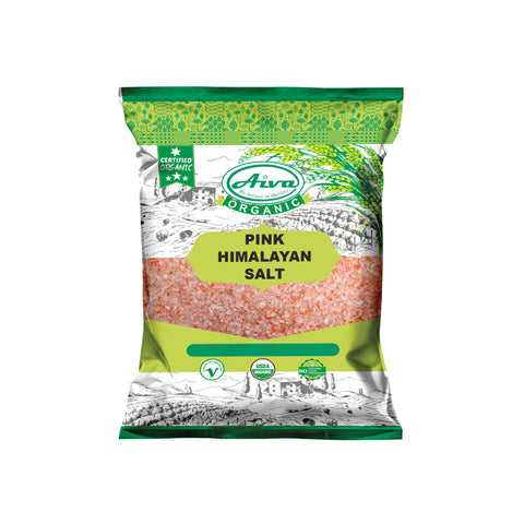 Natural Himalayan Pink Salt Powder, Organic Spices & Herbs, Aiva Products, Aiva Products