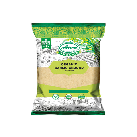 Organic Garlic Powder, Organic Spices & Herbs, Aiva Products, Aiva Products