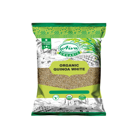 Organic Quinoa Seeds - Usda Certified, Organic Pulses & Beans, Aiva Products, Aiva Products