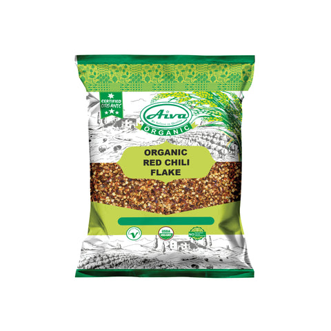 Organic Crushed Red Pepper (Chili Flakes), Organic Spices & Herbs, Aiva Products, Aiva Products
