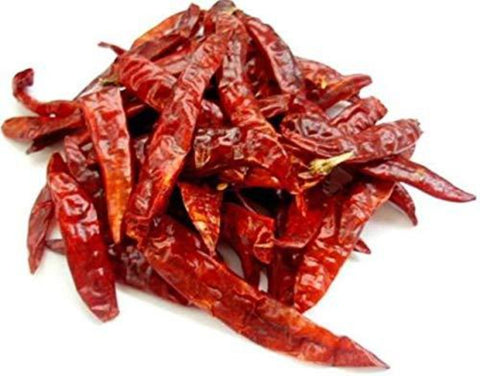 Chili Whole Byagdi, Spices & Herbs, Aiva Products, Aiva Products