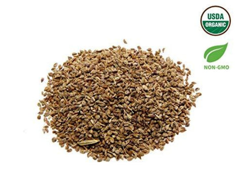 Organic Ajwain Seeds (Bishop Weeds), Organic Spices & Herbs, Aiva Products, Aiva Products
