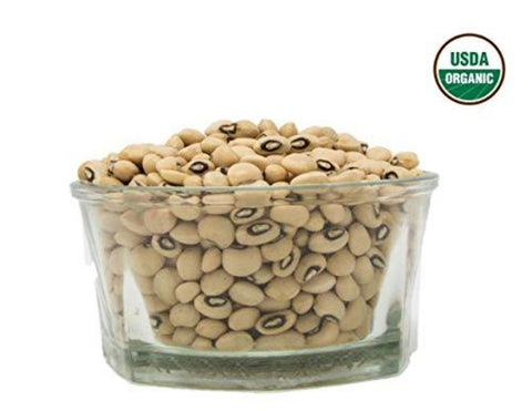 Organic Black Eyed Peas - Usda Certified, Organic Pulses & Beans, Aiva Products, Aiva Products
