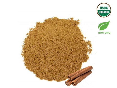 Organic Ceylon Cinnamon Powder (Dalchini Powder), Organic Spices & Herbs, Aiva Products, Aiva Products