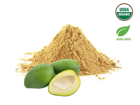 Organic Amchur (Dry Mango) Powder, Organic Spices & Herbs, Aiva Products, Aiva Products
