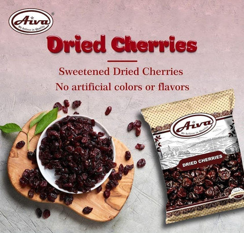 Dried Cherries, Nuts & Seeds, Aiva Products, Aiva Products