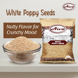 White Poppy Seeds, Nuts & Seeds, Aiva Products, Aiva Products