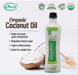 Organic Coconut Oil, Organic Oil and Others, Aiva Products, Aiva Products