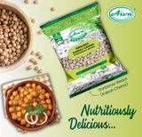 Organic Garbanzo Beans (Kabuli Chana) - Usda Certified, Organic Pulses & Beans, Aiva Products, Aiva Products