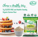 Organic Quinoa Flour - Usda Certified, Organic Pulses & Beans, Aiva Products, Aiva Products
