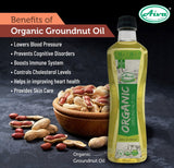 Organic Peanut Oil, Organic Oil and Others, Aiva Products, Aiva Products