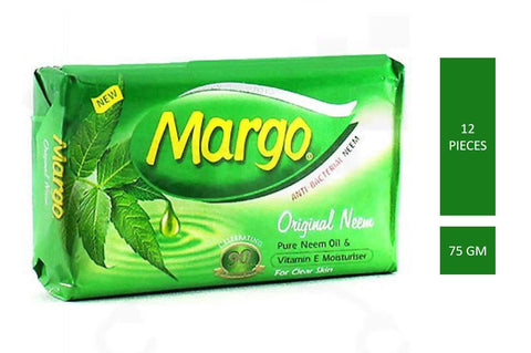 Margo Neem Soap 12 Pack, Health & Beauty, Aiva Products, Aiva Products