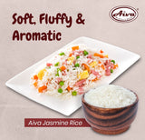 White Jasmine Rice, Flours & Rice, Aiva Products, Aiva Products