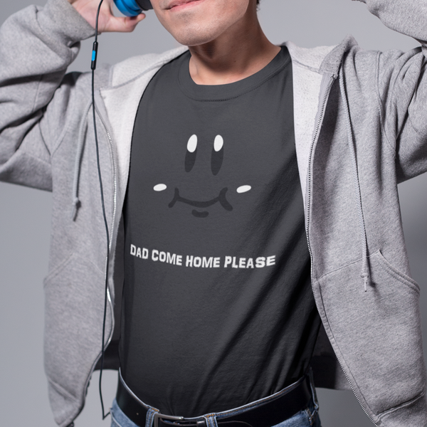 Simpleflips - Dad Come Home T-Shirt