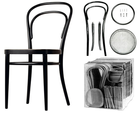 Thonet No 14 Bentwood chair