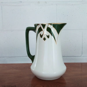 Antique French Art Deco Jug NZ