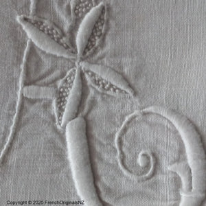 Embroidered FrenchBedlinen