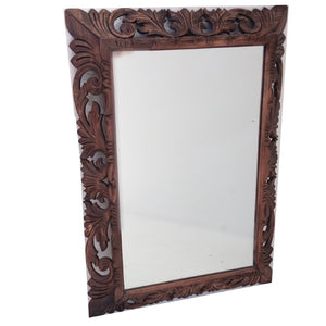 French Antique Carved Mirror NZ