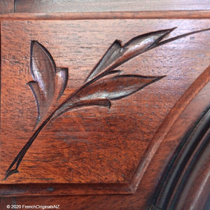 French Antique Furniture Hand Carved Motif NZ
